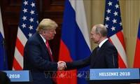การประชุมสุดยอดรัสเซีย-สหรัฐจะหารือเกี่ยวกับแผนการถอนตัวออกจาก INFของสหรัฐ