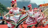 กิจกรรมต่างๆของวันงานวัฒนธรรมชนเผ่าเขตตะวันออกภาคเหนือ
