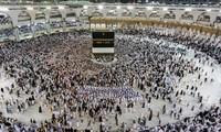 ซาอุดิอาระเบียห้ามชาวมุสลิมจากอิสราเอลและปาเลสไตน์เดินทางมายังนครเมกกะ