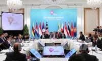 ไทยเสนอให้เลื่อนกรอบเวลาจัดการประชุมระดับสูงอาเซียนในปี 2019