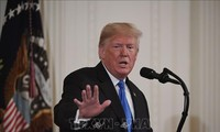 ประธานาธิบดีสหรัฐตำหนิข้อเสนอเกี่ยวกับการก่อตั้งกองทัพยุโรป