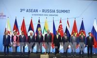 บรรดาผู้เชี่ยวชาญชื่นชมการประชุมระดับสูงอาเซียน-รัสเซีย