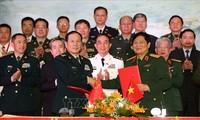 การเสวนามิตรภาพด้านการป้องกันชายแดนระหว่างเวียดนามกับจีน