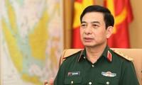 คณะผู้แทนเจ้าหน้าที่ทหารของกองทัพประชาชนเวียดนามเยือนประเทศไทย
