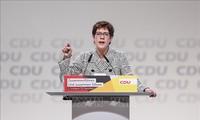 หัวหน้าพรรค CDU คนใหม่ของเยอรมนีเสริมอำนาจ