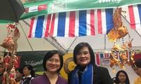 สถานทูตไทยในกรุงกรุงฮานอยเข้าร่วมงานเทศกาลอาหารนานาชาติ ณ กรุงฮานอย ครั้งที่ 6