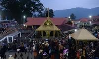 สถานการณ์ในภาคใต้อินเดียทวีความรุนแรงมากขึ้นหลังคำวินิจฉัยเกี่ยวกับวิหารฮินดูศักดิ์สิทธิ์ซาบาริมาลา