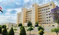 ซีเรียกล่าวหาสหรัฐเพิกเฉยกฎหมายสากลและกฎบัตรสหประชาชาติ