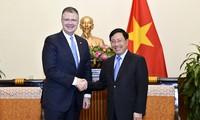 สหรัฐให้ความสำคัญและมีความประสงค์พัฒนาความสัมพันธ์กับเวียดนาม