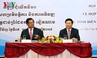 เวียดนามและกัมพูชาผลักดันความร่วมมือเพื่อพัฒนาจังหวัดในเขตชายแดน