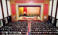การประชุมทั่วประเทศสรุปผลการปฏิบัติงานด้านการสร้างสรรค์พรรคปี 2018 และการปฏิบัติหน้าที่ในปี 2019