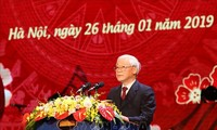 ระดมพลังที่เข้มแข็งของชาวเวียดนามโพ้นทะเลให้แก่การพัฒนาของประเทศ