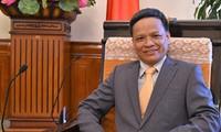 ความภาคภูมิใจที่ชาวเวียดนามคนแรกปฏิบัติหน้าที่ในคณะกรรมาธิการกฎหมายระหว่างประเทศของสหประชาชาติ