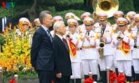 เวียดนามและอาร์เจนตินาผลักดันความร่วมมือมิตรภาพ