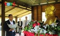ประธานโฮจิมินห์ในความทรงจำของชาวไทย