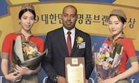เวียดเจ็ทแอร์ได้รับรางวัลเครื่องหมายการค้าที่มีชื่อเสียงสาธารณรัฐเกาหลี 2019