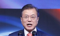 ประธานาธิบดีสาธารณรัฐเกาหลีจัดการประชุมสุดยอดพิเศษกับบรรดาผู้นำอาเซียน