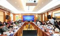 ผู้นำพรรคและรัฐบาลจะสนทนากับสถานประกอบการภาคเอกชน 2 พัน 5 ร้อยแห่งในฟอรั่มเศรษฐกิจภาคเอกชนเวียดนาม 2019