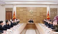 รัฐสภาสาธารณรัฐประชาธิปไตยประชาชนเกาหลีจะอนุมัตินโยบายใหม่ต่อสหรัฐ