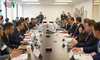 ประธานสภาธุรกิจสหรัฐ-อาเซียน: นโยบายดึงดูดการลงทุนของเวียดนามเกิดประสิทธิผล