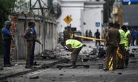 กลุ่มไอเอสประกาศรับผิดชอบต่อเหตุระเบิดในประเทศศรีลังกา