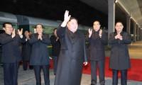 สาส์นที่ส่งถึงสหรัฐผ่านการประชุมสุดยอดรัสเซีย-สาธารณรัฐประชาธิปไตยประชาชนเกาหลี