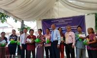 น้ำใจของเวียดนามต่อชาวกัมพูชาเชื้อสายเวียดนามและคนจนในกัมพูชา