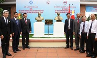 เปิดรูปปั้นประธานโฮจิมินห์และวีรชนประชาชาติฟิลิปปินส์ Jose Rizal