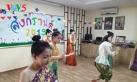 มหาวิทยาลัยฮานอยและมหาวิทยาลัยมหาสารคามเผยแพร่วัฒนธรรมและภาษาไทยในกรุงฮานอย