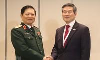 ภารกิจของรัฐมนตรีกลาโหมเวียดนาม โงซวนหลิก ในการสนทนาแชงกรีลา