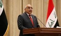 อิรักให้คำมั่นสนับสนุนความพยายามสร้างเสถียรภาพในตะวันออกกลาง