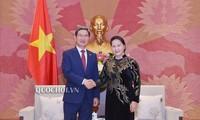 การแลกเปลี่ยนระดับประชาชนมีส่วนร่วมผลักดันความสัมพันธ์ร่วมมือในหลายด้านเวียดนาม-สาธารณรัฐเกาหลี