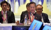 รองประธานสภาแห่งชาติ อวงจูลิว เข้าร่วมการพบปะระหว่างผู้นำไอป้ากับอาเซียน ณ ประเทศไทย