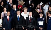 """การประชุมจี 20: ผู้นำแคนาดาและจีนหารือ """"อย่างมีประสิทธิภาพ"""""""