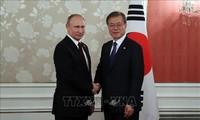 รัสเซียและสาธารณรัฐเกาหลีเห็นพ้องฟื้นฟูการสนทนาสหรัฐ-สาธารณรัฐประชาธิปไตยประชาชนเกาหลี