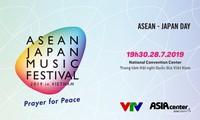 มหกรรมดนตรีอาเซียน-ญี่ปุ่นปี 2019 ณ เวียดนาม-คำอธิษฐานเพื่อสันติภาพ