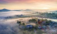 """ภาพถ่าย ๑๐ ภาพที่ได้รับรางวัลในการประกวด """"เวียดนาม มองจากที่สูง""""ปี ๒๐๑๙"""