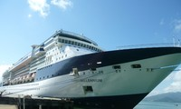 Cruise ship brings 2000 tourists to Vietnam