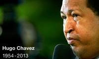 Condolences to Venezuela for Hugo Chavez's death