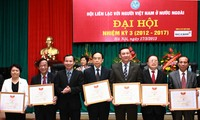 Liaison Committee for Overseas Vietnamese opens 3rd congress