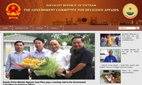 Government Committee for Religious Affairs launches English website