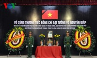 Funeral service for General Vo Nguyen Giap