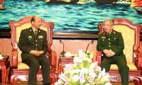 Vietnam, China foster military cooperation
