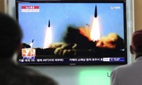 DPRK launches 2 more mid-range missiles