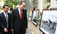 Activities held to mark 60th anniversary of Dien Bien Phu victory