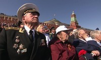 World War II Victory Day celebrated