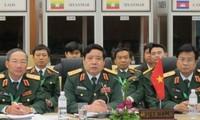 Vietnam attends ASEAN Defense Ministers' meeting