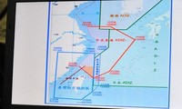 US warns China to avoid tensions in international airspace