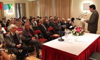 Vietnamese intellectuals in France boost national integration, development