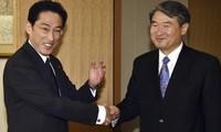 Japan, RoK agree to work toward closer ties